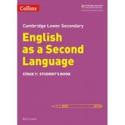 Cambridge Lower Secondary English as a Second Language, Student's Book: Stage 7 - Nick Coates