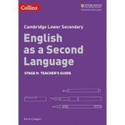 Cambridge Lower Secondary English as a Second Language, Teacher's Guide: Stage 9 - Anna Cowper
