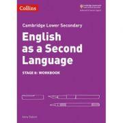 Cambridge Lower Secondary English as a Second Language, Workbook: Stage 8 - Anna Osborn
