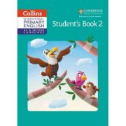 Cambridge International Primary English as a Second Language. Student's Book Stage 2 - Daphne Paizee