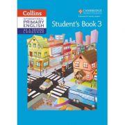 Cambridge International Primary English as a Second Language. Student's Book Stage 3 - Jennifer Martin