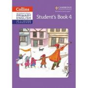 Cambridge International Primary English as a Second Language, Student's Book Stage 4 - Jennifer Martin
