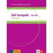DaF kompakt A1-B1. Grammatik - lse Sander, Birgit Braun, Nadja Fügert