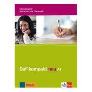 DaF kompakt neu A1, Intensivtrainer - Wortschatz und Grammatik. Deutsch als Fremdsprache für Erwachsene - Birgit Braun