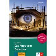 Das Auge vom Bodensee. Buch + Online-Angebot - Roland Dittrich