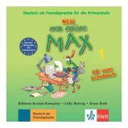 Der grüne Max Neu 1. Deutsch als Fremdsprache für die Primarstufe. Audio-CD zum Lehrbuch - Elzbieta Krulak-Kempisty, Ernst Endt, Lidia Reitzig