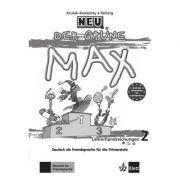 Der Grüne Max Neu 2, Lehrerhandbuch. Deutsch als Fremdsprache für die Primarstufe -Elzbieta Krulak-Kempisty, Lidia Reitzig