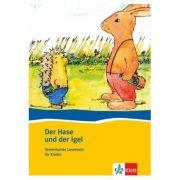 Der Hase und der Igel. Vereinfachte Lesetexte für Kinder - Norbert Rothhaas