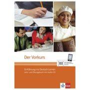 Der Vorkurs, Lehr- und Übungsbuch mit Audio-CD, Neue Ausgabe - Atounsa Bastani, Christina Ragg
