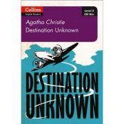 Destination Unknown. Level 5, B2+ - Agatha Christie