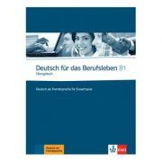 Deutsch für das Berufsleben B1, Übungsbuch. Deutsch als Fremdsprache für Erwachsene - Graziella Guenat, Peter Hartmann