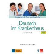 Deutsch im Krankenhaus Neu, Lehr- und Arbeitsbuch. Berufssprache für Ärzte und Pflegekräfte - Ulrike Firnhaber-Sensen, Margret Rodi