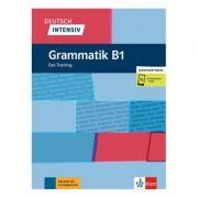 Deutsch intensiv Grammatik B1, Buch + online. Das Training - Magdalena Ptak, Marion Schomer