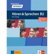 Deutsch intensiv Hören & Sprechen B2. Das Training. Buch + Audio - Pawel Karnowski