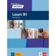 Deutsch intensiv Lesen B1. Das Training - Sandra Hohmann