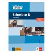 Deutsch intensiv Schreiben B1, Buch. Das Training - Christian Seiffert