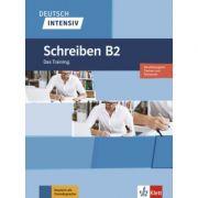 Deutsch intensiv Schreiben B2. Das Training - Sandra Hohmann