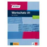 Deutsch intensiv Wortschatz A1, Buch + online. Das Training - Christiane Lemcke, Lutz Rohrmann