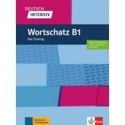 Deutsch intensiv Wortschatz B1. Das Training. Buch + online - Arwen Schnack