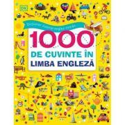 Dictionar ilustrat englez-roman. 1000 de cuvinte in limba engleza