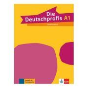 Die Deutschprofis A1. Lehrerhandbuch - Tünde Sárvári