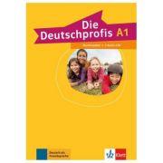 Die Deutschprofis A1. Medienpaket (2 Audio-CDs) - Olga Swerlowa