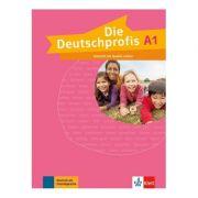Die Deutschprofis A1. Testheft mit Audios online - Ágnes Einhorn