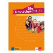 Die Deutschprofis A1. Wörterheft - Olga Swerlowa