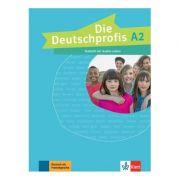 Die Deutschprofis A2. Testheft mit Audios Online - Ágnes Einhorn
