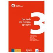 DLL 03: Deutsch als fremde Sprache, Buch mit DVD. Fort- und Weiterbildung weltweit - Hans Barkowski