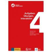 DLL 04: Aufgaben, Übungen, Interaktion, Buch mit DVD. Fort- und Weiterbildung weltweit - Hermann Funk