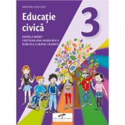Educatie civica. Manual pentru clasa a III-a - Daniela Barbu, Cristiana Ana-Maria Boca, Marcela Claudia Calineci