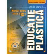 Educatie plastica. Manual pentru clasa a IX-a - Doina Marian