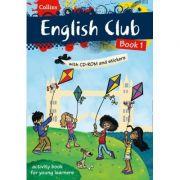English Club 1, Age 5-6 - Rosi McNab