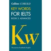 English for IELTS Collins COBUILD Key Words for IELTS Book 3 Advanced IELTS 7+ (C1+)