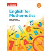 English for Mathematics, Book A - Karen Greenway, series edited by Mary Wood