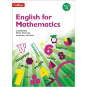 English for Mathematics, Book B - Linda Glithro and Karen Greenway, series edited by Mary Wood