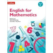 English For Mathematics, Book C - Karen Greenway and Emma Low, series edited by Mary Wood