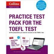 English for the TOEFL Test - Practice Test Pack for the TOEFL Test