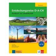 Entdeckungsreise D-A-CH, Kursbuch zur Landeskunde - Anna Pilaski, Heinke Behal-Thomsen