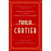 Familia Cartier - Francesca Cartier Brickell