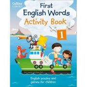 First English Words. Activity Book 1, Age 3-7- Niki Joseph, Hans Mol