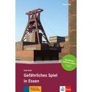 Gefährliches Spiel in Essen. Buch + Online-Angebot - Gabi Baier