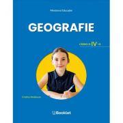 Geografie. Manual pentru clasa a IV-a - Cristina Moldovan