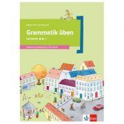 Grammatik üben - Lernstufe 2. Deutsch als Zweitsprache in der Schule - Denise Doukas-Handschuh