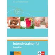 Intensivtrainer A2, Aussichten. Kurs- und Selbstlernmaterial - Eveline Schwarz