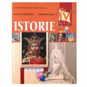 Istorie. Manual pentru clasa a IV-a - Valentin Balutoiu, Dumitra Radu