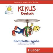 KIKUS Deutsch Komplettausgabe auf CD-ROM - Dr. Edgardis Garlin, Dr. Stefan Merkle, Augusto Aguilar