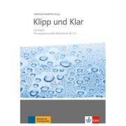 Klipp und Klar, Lösungen Übungsgrammatik Mittelstufe B2/C1 - Christian Fandrych