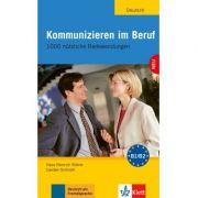 Kommunizieren im Beruf, Lehr- und Arbeitsbuch. 1000 nützliche Redewendungen - Hans-Heinrich Rohrer, Carsten Schmidt